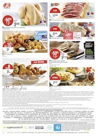 Catalogue Casino Supermarchés en cours, Les bons plans montent le son !, Page 2