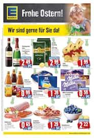 Aktueller EDEKA Prospekt, Frohe Ostern!, Seite 1
