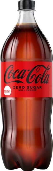 Cola von Coca-Cola im aktuellen REWE Prospekt für 0.95€