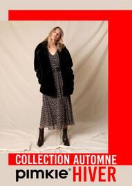 Catalogue Pimkie en cours, Collection Automne - Hiver 2019/2020, Page 1
