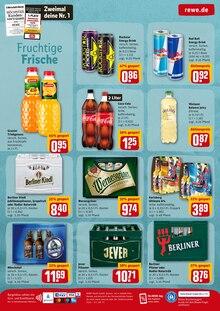 Bier im REWE Prospekt Angebote im Markt auf S. 27