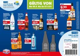 Aktueller Hol ab Getränkemarkt Prospekt, WIR SIND IMMER FÜR EUCH DA!, Seite 1