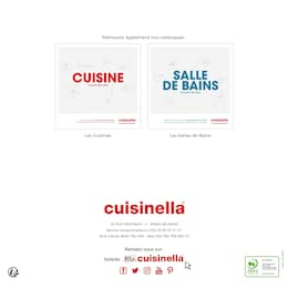 Catalogue Cuisinella en cours, Rangement : Collection 2020, Page 52