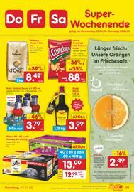 Aktueller Netto Marken-Discount Prospekt, GARANTIERT NIRGENDWO GÜNSTIGER, Seite 22