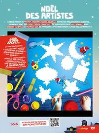 Catalogue Picwictoys en cours, Il faut retrouver le père Noël, Page 191