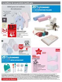 Catalogue Auchan en cours, Vos plus beaux moments inspirent nos meilleurs produits, Page 46