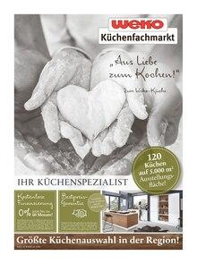 WEKO-Küchenfachmarkt, AUS LIEBE ZUM KOCHEN! für Falkenberg
