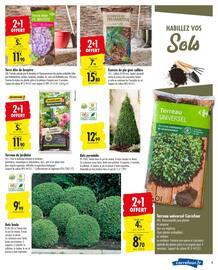 Catalogue Carrefour en cours, Le meilleur du jardin moins cher, Page 5