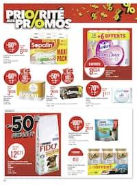 Catalogue Géant Casino en cours, Priorité aux promos, Page 48