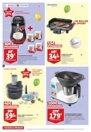 Catalogue Auchan en cours, Anniversaire mégagénéreux !, Page 9