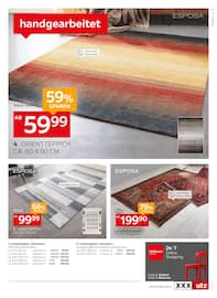 Aktueller XXXLutz Möbelhäuser Prospekt, 10% zusätzlich, Seite 15