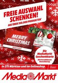 Media-Markt, Freie Auswahl schenken! für Frankfurt (Main)
