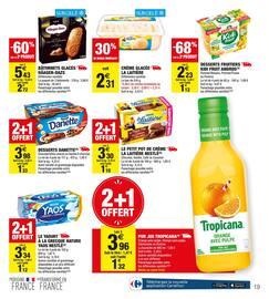 Catalogue Carrefour Market en cours, Maintenant et moins cher !, Page 19