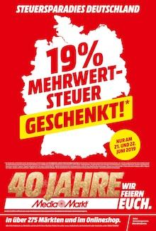 Media-Markt, 19% MEHRWERTSTEUER GESCHENKT!* für Flossenbürg