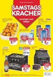 Aktueller Netto Marken-Discount Prospekt, Nackte Tatsache: Wir haben unverpacktes Obst und Gemüse., Seite 38
