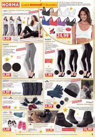 Catalogue Norma en cours, Pour chaque €uro le maximum., Page 3