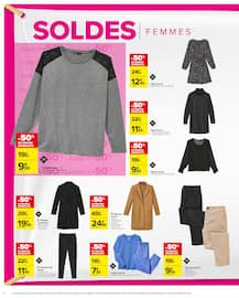 Catalogue Carrefour en cours, Soldes jusqu'à -70% dans nos magasins, Page 4