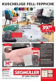 Aktueller Segmüller Prospekt, Segmüller - Ihr Teppich-Spezialist, Seite 12