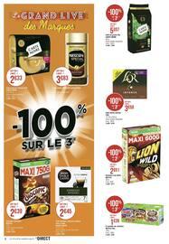 Catalogue Géant Casino en cours, Les promos entrent en scène, Page 4