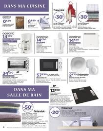 Catalogue Casino Supermarchés en cours, Les belles inspirations maison, Page 6