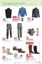 Catalogue Gamm Vert en cours, À vous de potager !, Page 11