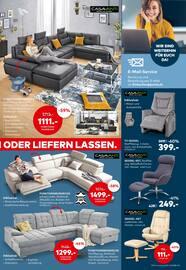 Aktueller porta Möbel Prospekt, Unsere schönsten Möbel - sofort für euch verfügbar., Seite 3