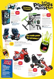 Catalogue Toys'r'us en cours, Les Promos Monstres, Page 20