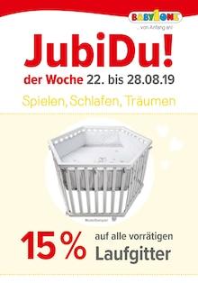 BabyOne, JUBIDU! DER WOCHE für Fischbach (Dahn)