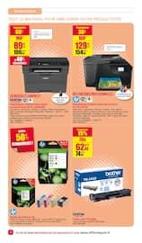 Catalogue Office DEPOT en cours, Un équipement de PRO, ça vous réussit !, Page 6
