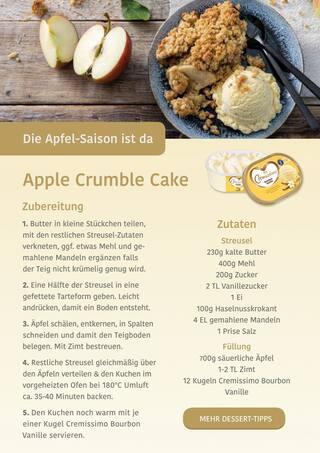 Aktueller Langnese Cremissimo Prospekt, Entdecke leckere Herbst-Desserts!, Seite 2