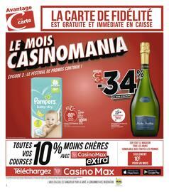 Catalogue Géant Casino en cours, Black Friday, jusqu'à -90% d'économies, Page 2