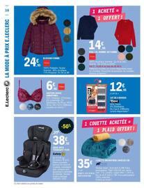 Catalogue E.Leclerc en cours, Vos super pouvoirs d'achat !, Page 36