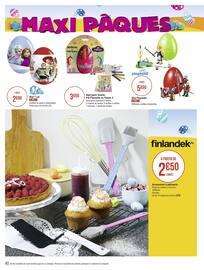 Catalogue Casino Supermarchés en cours, Maxi Pâques, Page 40