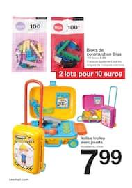 Catalogue Zeeman en cours, Cette semaine : des jouets pour s'amuser comme des fous., Page 2