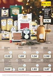 Aktueller Lidl Prospekt, Dein Weihnachtsmarkt, Seite 7