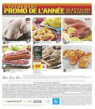 Catalogue Casino Supermarchés en cours, L'évènement promo de l'année - Épisode 4, Page 2