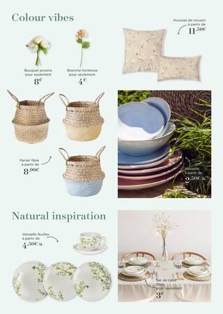Catalogue Muy Mucho en cours, Découvrez votre nouvelle marque de déco et cadeaux à petits prix, Page 2