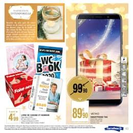 Catalogue Carrefour Market en cours, Noël historique, Page 43