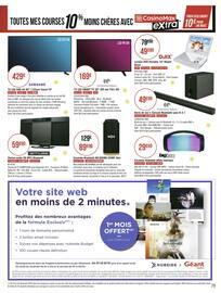 Catalogue Géant Casino en cours, Le mois Casino magic !!, Page 79