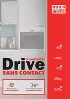 Catalogue Brico Dépôt en cours, Drive sans contact, Page 1