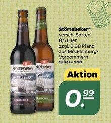 Bier im aktuellen NETTO mit dem Scottie Prospekt für 0.99€