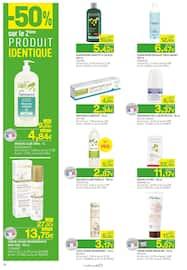 Catalogue NaturéO en cours, -50% sur le 2ème produit identique, Page 16