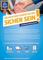 Aktueller ALDI SÜD Prospekt, Gemeinsam geht alles!, Seite 1