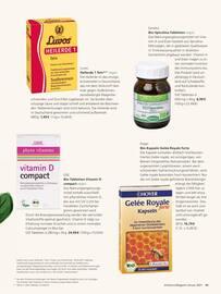 Aktueller Alnatura Prospekt, Magazin, Seite 45