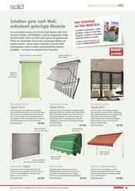 Aktueller BAUHAUS Prospekt, Terrassenüberdachungen, Seite 29