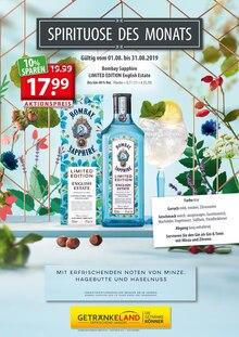 Getränkeland, SPIRITUOSE DES MONATS für Stralsund1