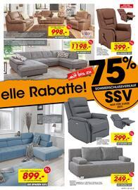 Aktueller Möbel Martin Prospekt, …besser leben!, Seite 21
