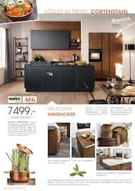 Aktueller Zurbrüggen Prospekt, Faszination Küche - kreativ, modern, individuell, Seite 24