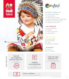 Catalogue Oxybul en cours, Noël de tous les talents, Page 3