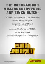Aktueller WESTLOTTO Prospekt, Diesen Freitag rund 47 Mio. €, Seite 2